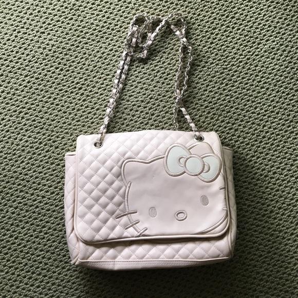 def08f5cc82 Hello Kitty Handbags - Baby pink Hello Kitty bag